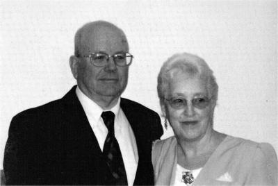 Cresses celebrate 60th wedding anniversary