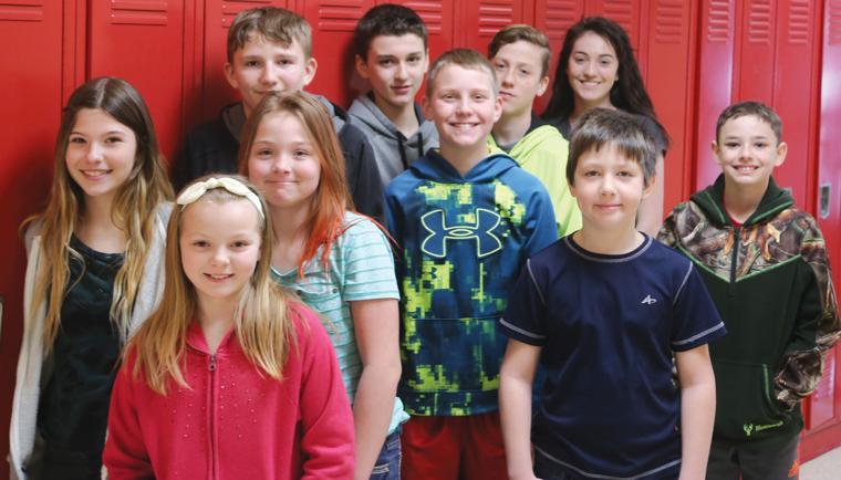 Kootenai spelling bee winners