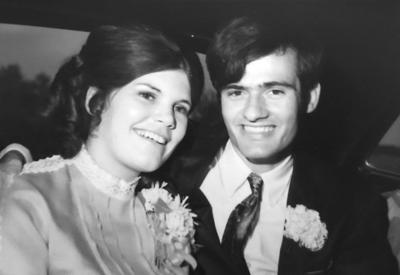 John and Mary Kistler celebrate golden anniversary