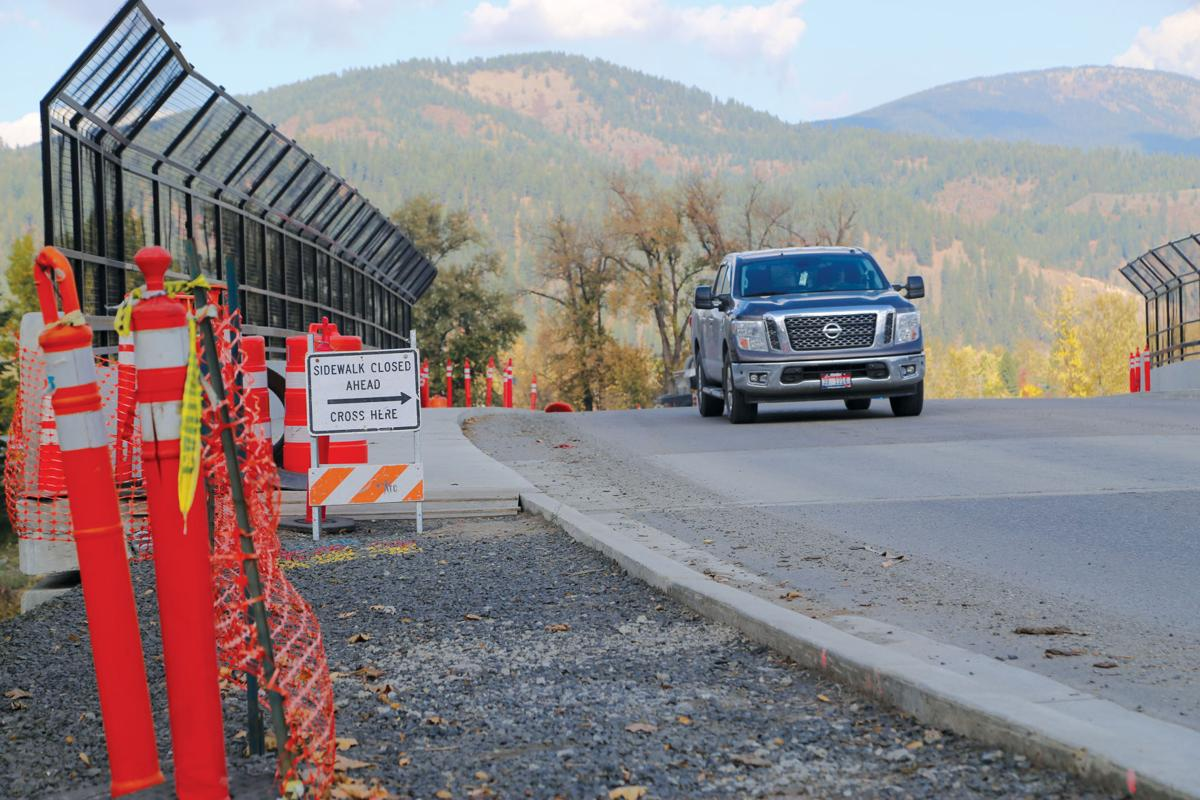 Bridge project nears completion