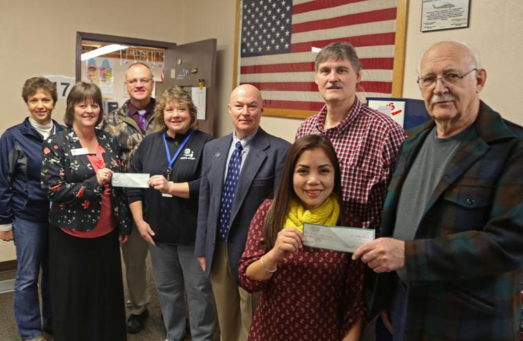 Elks Award Grant Money