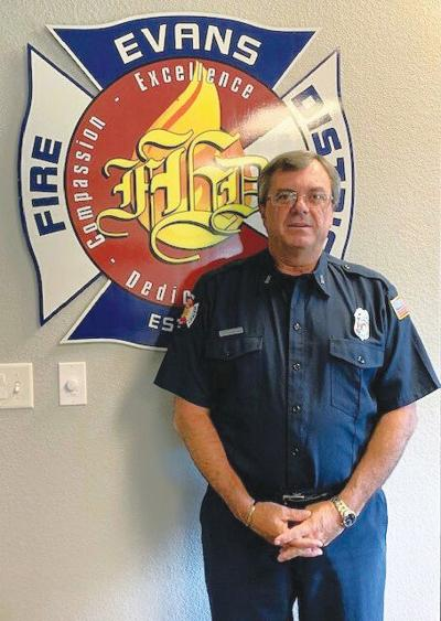 Colorado man hired as district fire chief