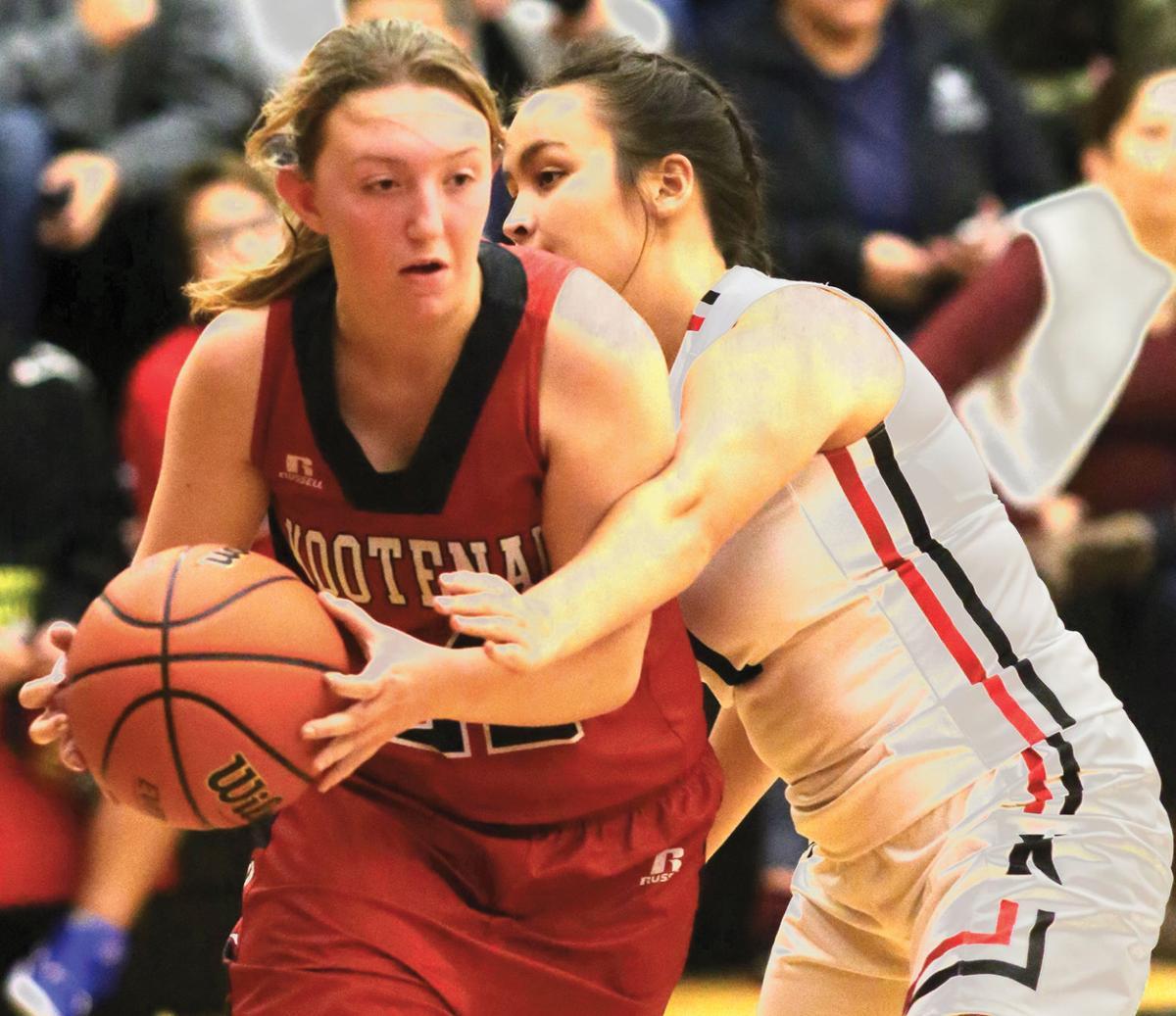 KHS vs. LHS Basketball