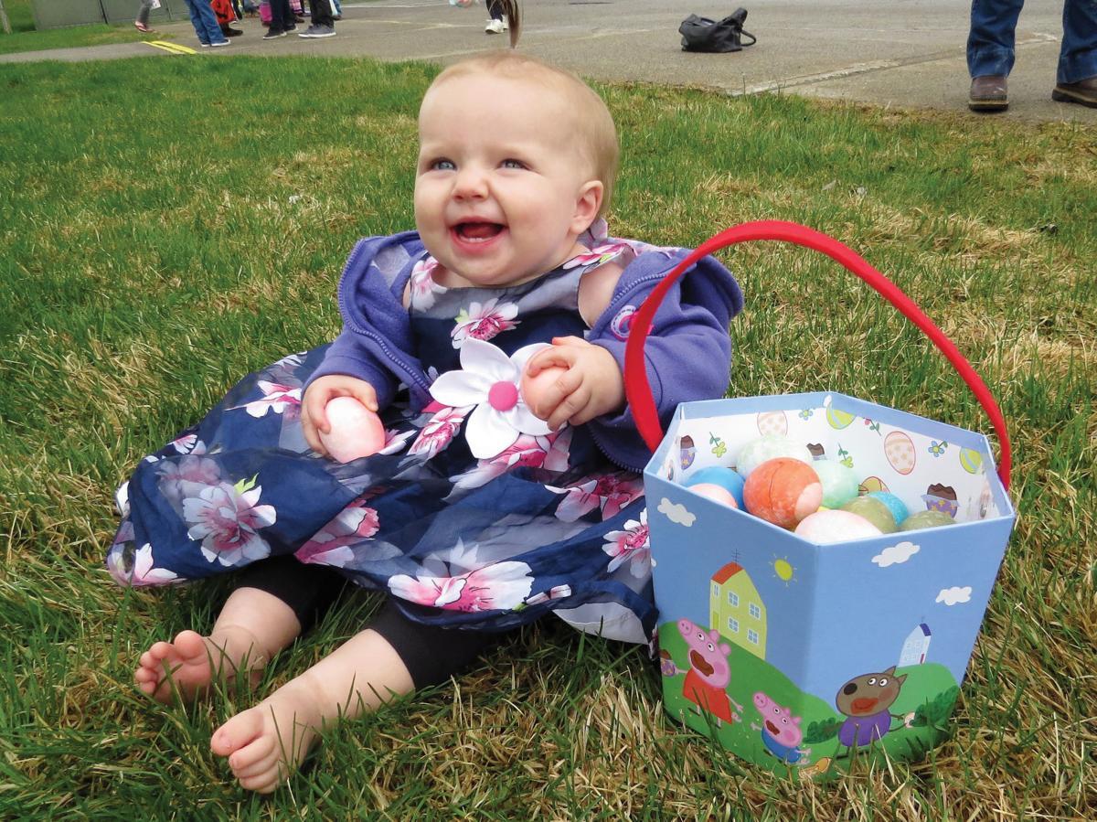 Harrison Easter Egg Hunt
