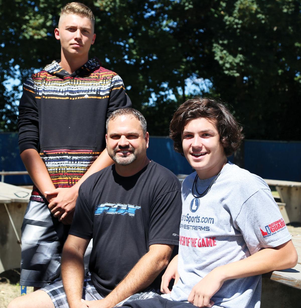 Trio of Jacks headed overseas