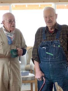 Seniors celebrate Dave