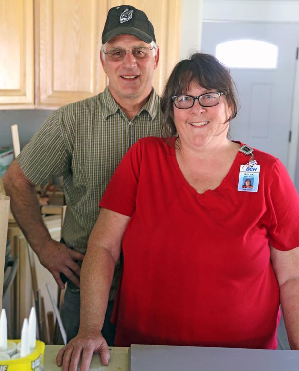 Joe and Merri Jo Gilmore: House to a home