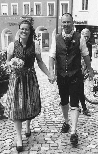 Couple married in Austrian ceremony