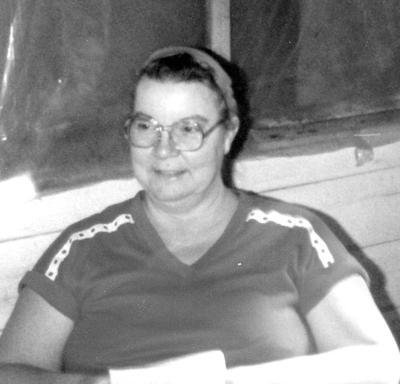 Gladys Louise Dennis