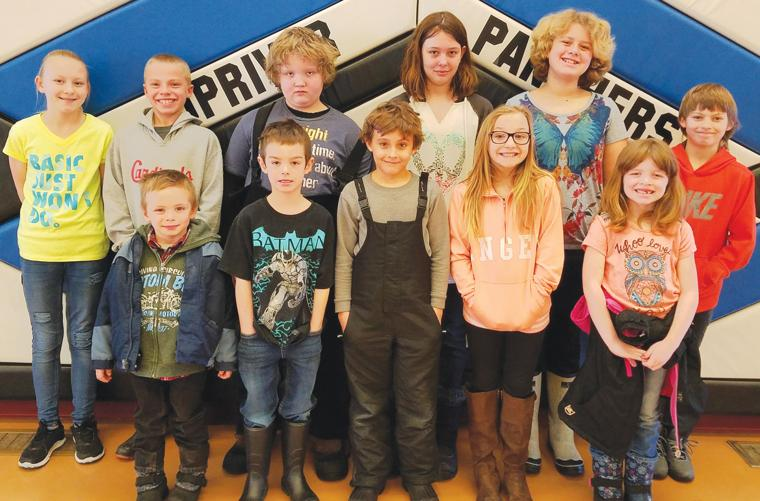 UpRiver students of the month