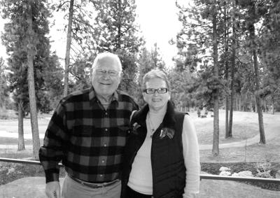 Buck and Joanne Wilhelm mark 64th anniversary