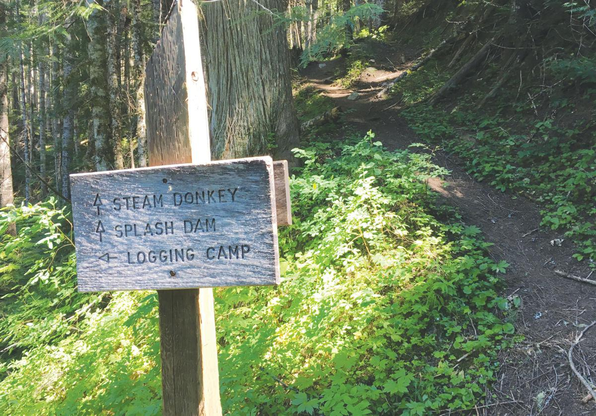The Nearby Great Outdoors: Hobo Historical Trail #254