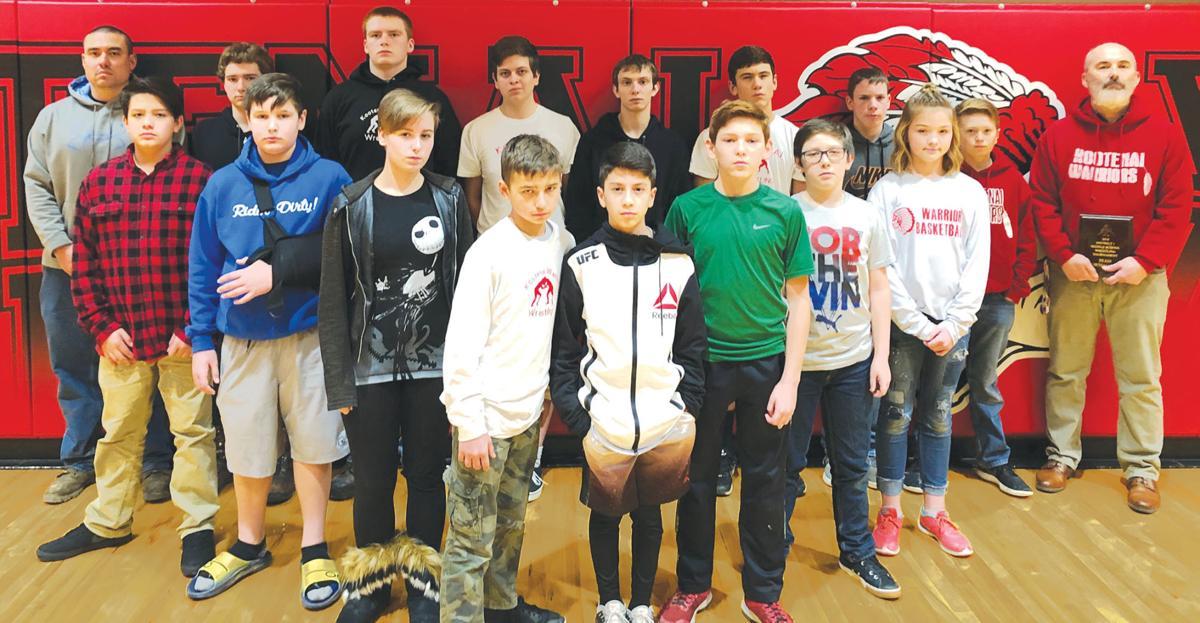 Kootenai Wrestling Team
