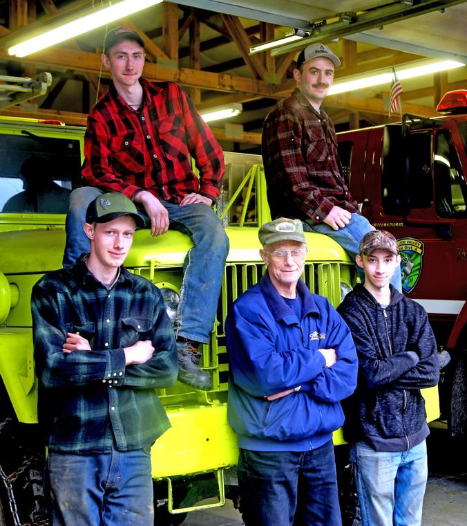 New generation tackles fire calls in Calder