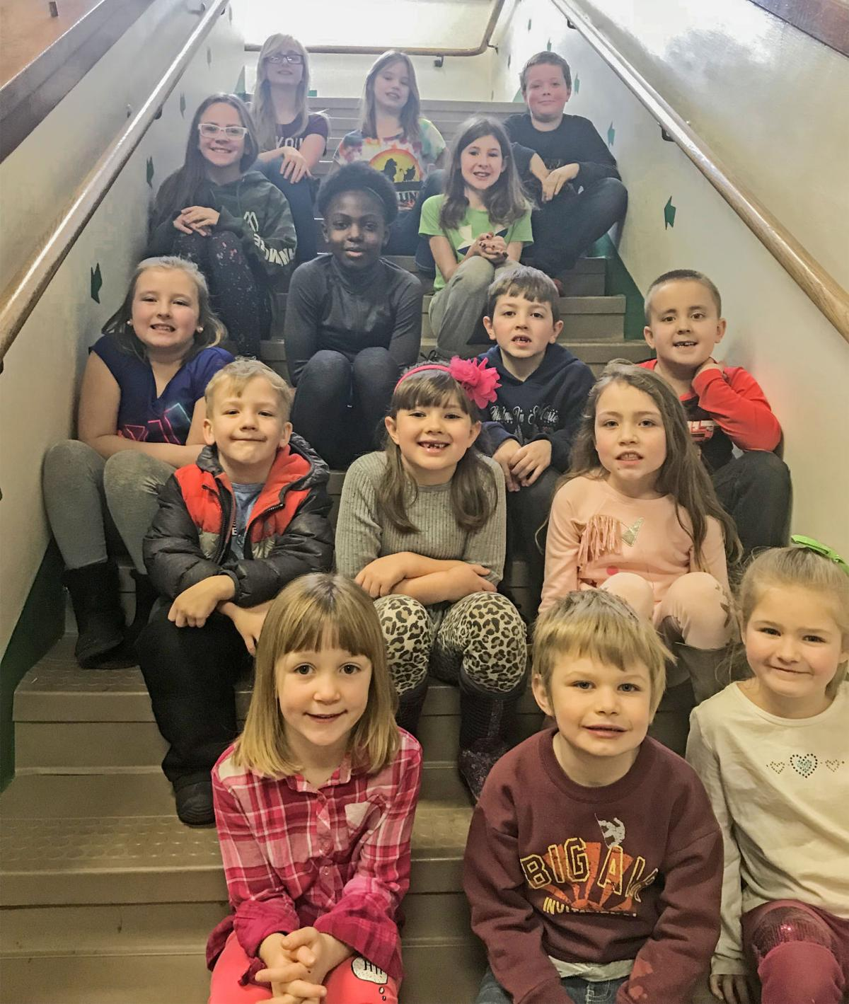 Heyburn Students of the Month
