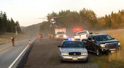 Five victims in Santa Y accident