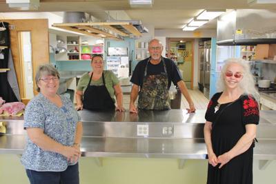 Seniors make upgrades at meal site