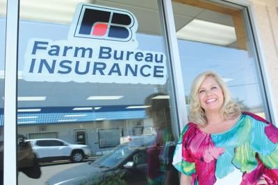 Janel Holmes returns home to join Farm Bureau