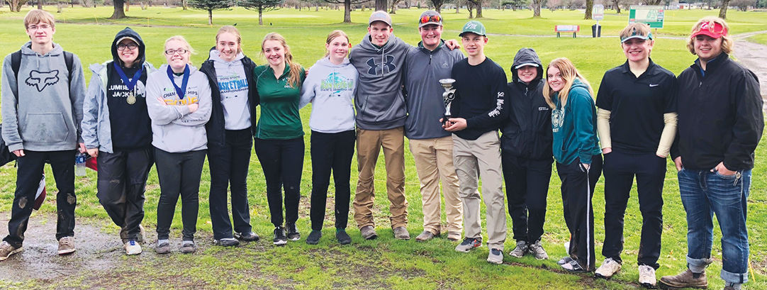 SM golfers are Mullan champs
