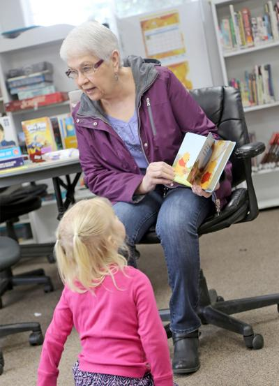 UpRiver Library Fundraiser
