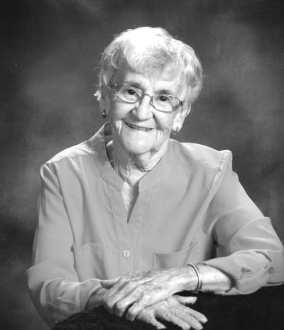 Helen Yvonne Darst