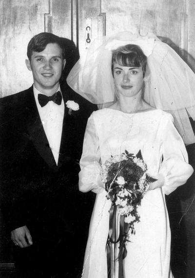 Jerry and Jerri Moore celebrate golden anniversary
