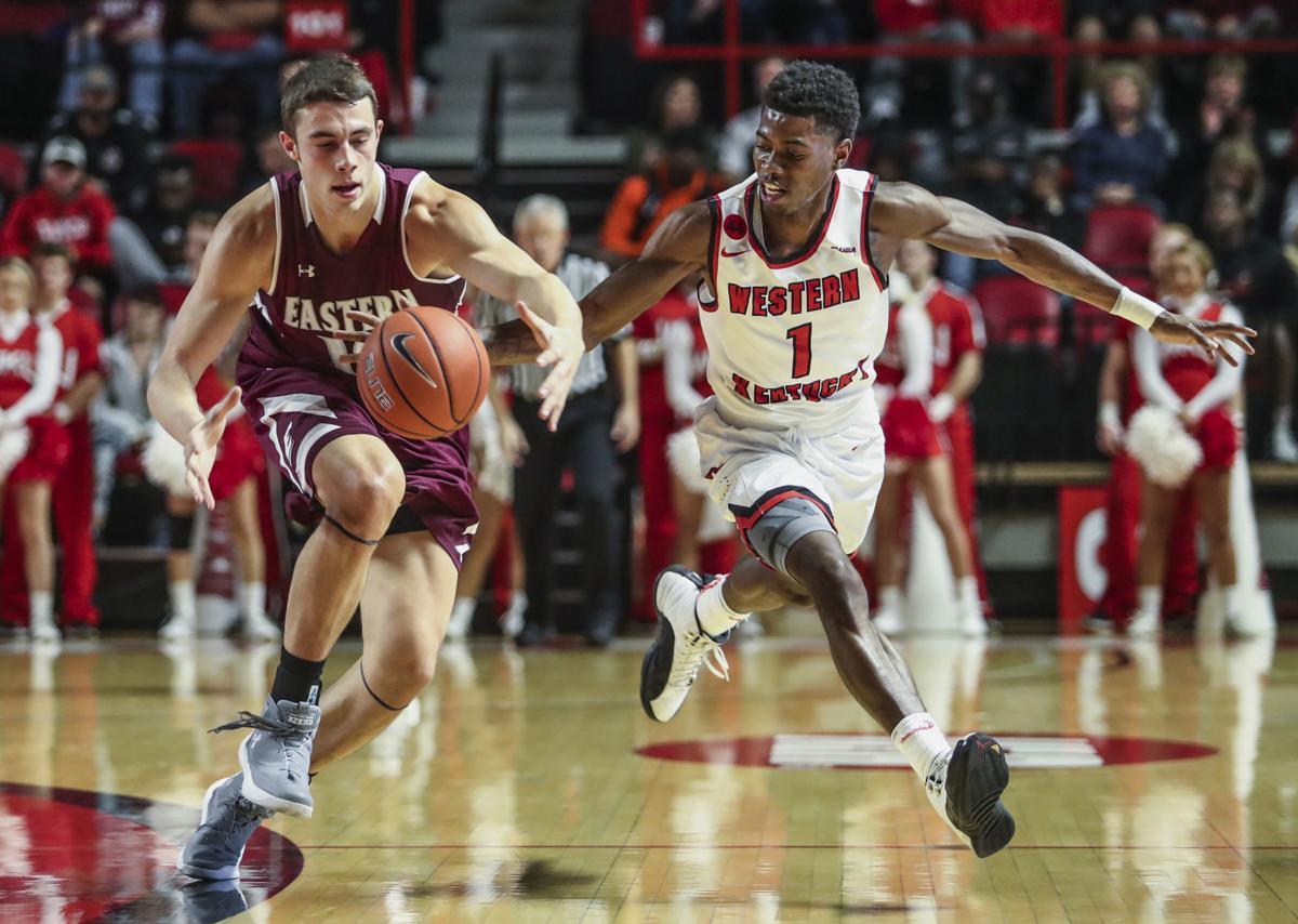 E Kentucky W Kentucky Basketball