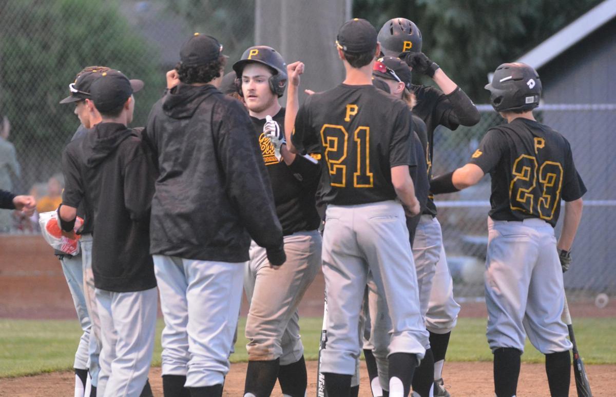 Les & Bob's baseball: Brody Hiner