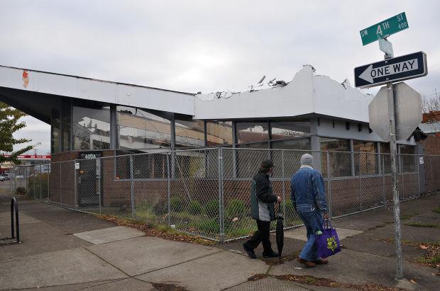 Former Big O Building To Get Partial Demo Rehab News