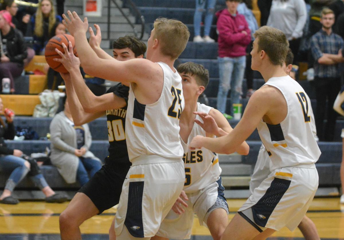 PHS boys basketball: Dylan Edwards