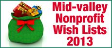 Nonprofit wish list