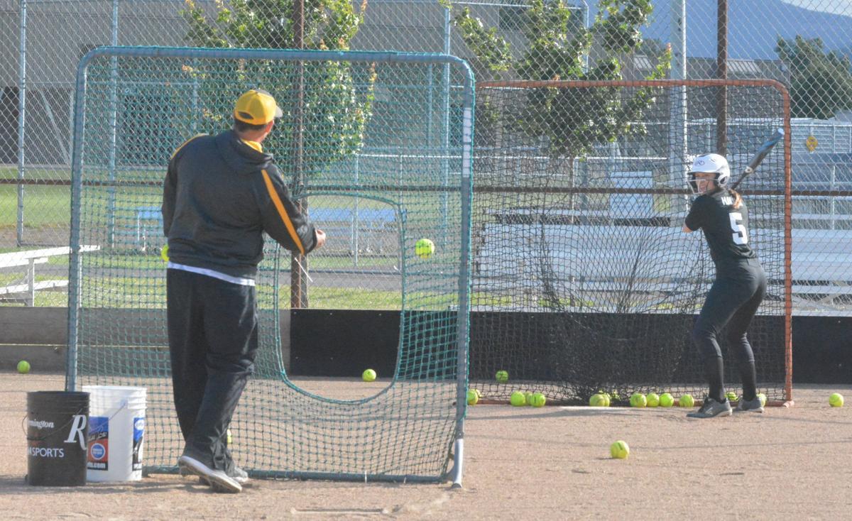 PHS softball: Travis King, McKenzie Hauck