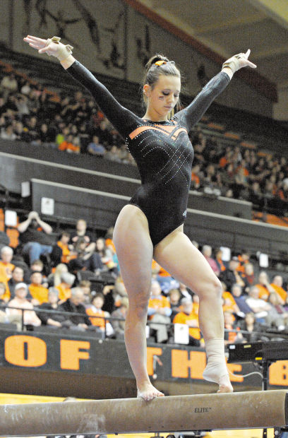 The classic gymnast kelsi monroe