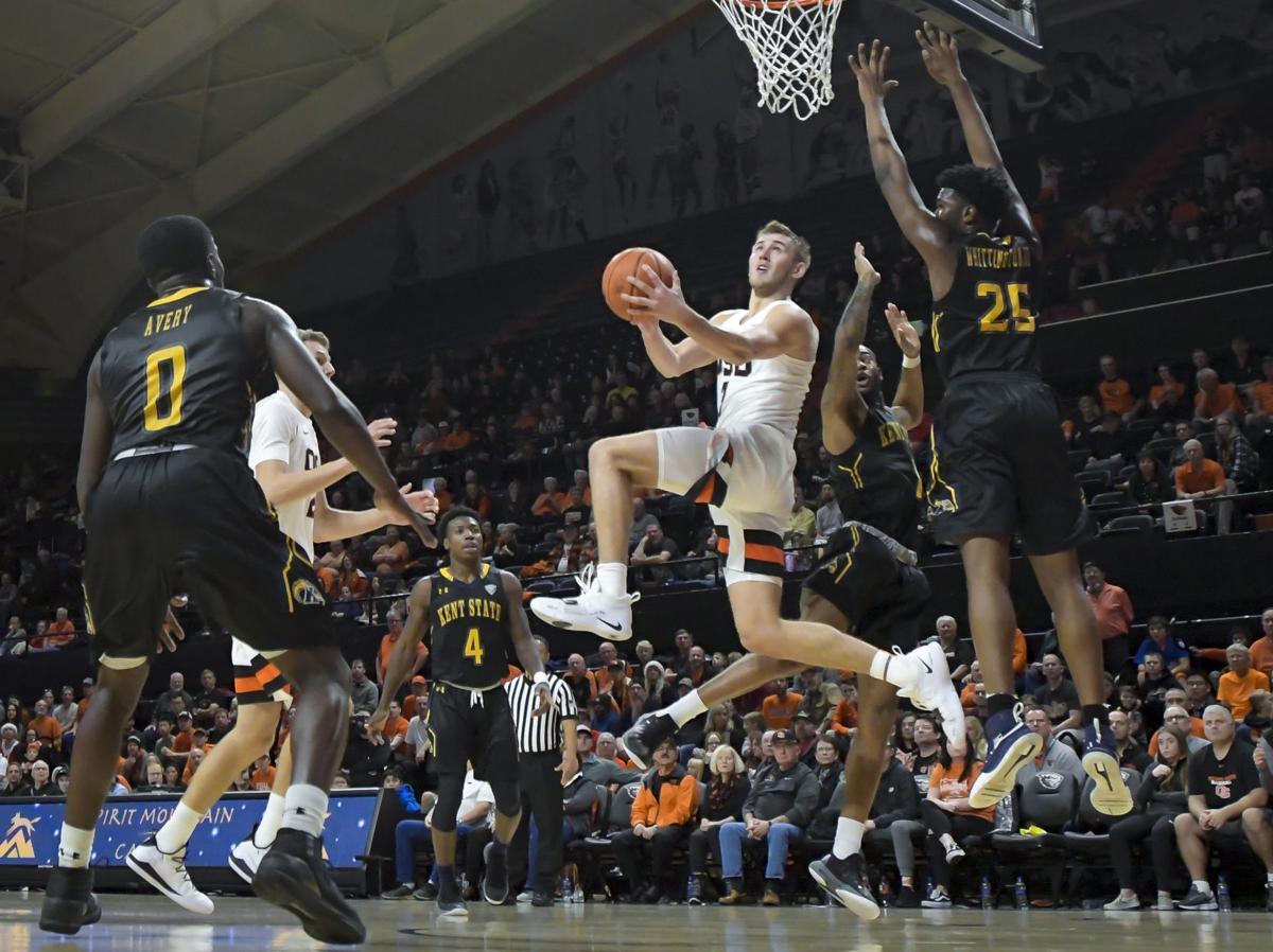 OSU vs Kent State basketball 01