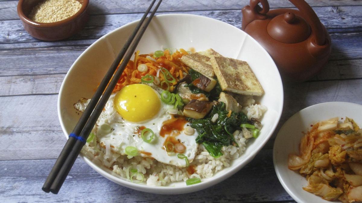 Food KitchenWise Korean Grain Bowl