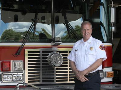 New Corvallis fire chief transitioning into role | Local