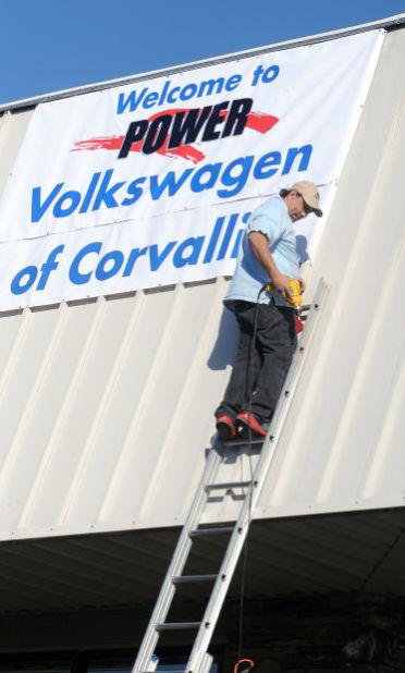 Power dealership adds VW franchise   Local   gazettetimes.com