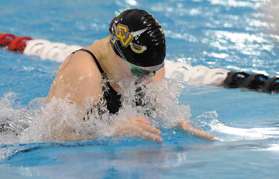 Prep girls swimming summit ends crescent valley 39 s streak of state titles at five swimming for Mt hood community college pool open swim