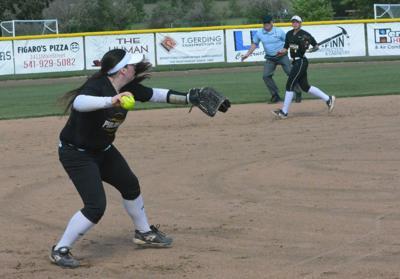 PHS softball: Amie Russell