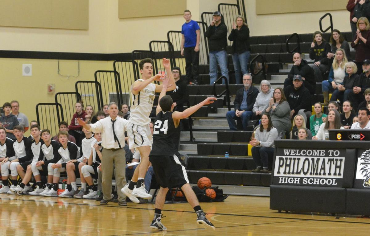 PHS boys basketball: Ethan Manning