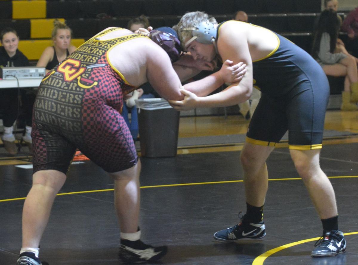 PHS wrestling: Kane Rust