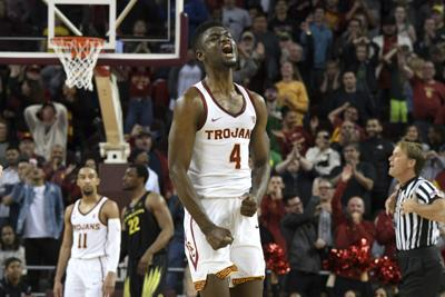 Oregon USC Basketball