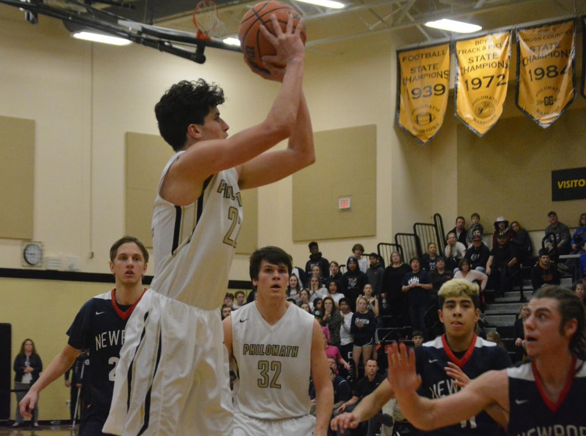 PHS boys basketball: Nolan Jackson