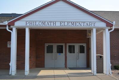 Philomath Elementary School artwork