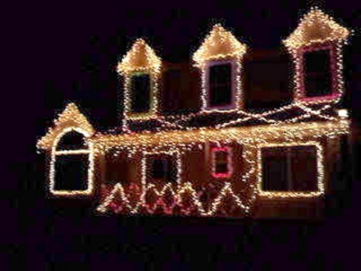 Christmas Lights Route 2021 Albany Oregon 31495 Easy Ave S W Albany Gazettetimes Com