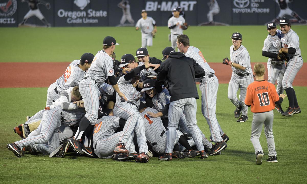 OSU baseball celebrates