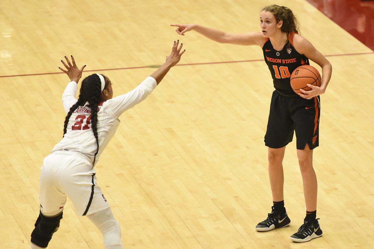 Katie McWilliams vs. Stanford