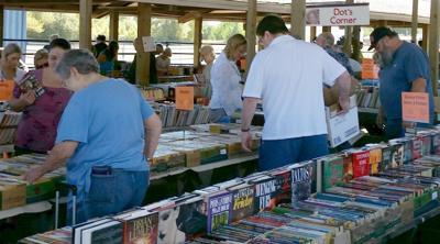 Philomath Lions Club book sale