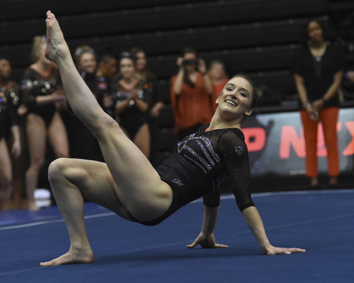 OSU vs. Stanford Gymnastics