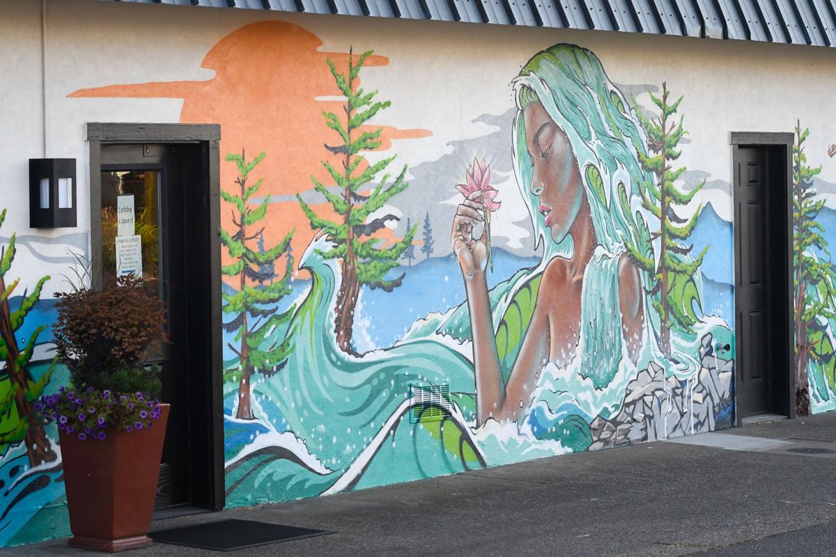 Corvallis Murals- Coffee Culture 9th Street